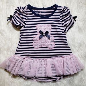 Young Hearts Dress size 12M